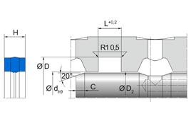 MERKEL ROTOMATIC M 17