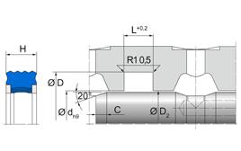 MERKEL ROTOMATIC M19