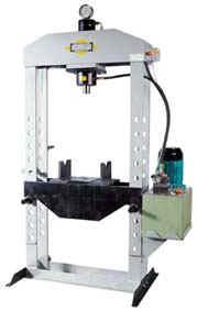 Presse idrauliche per officina attrezzature per officina for Presse idrauliche usate per officina