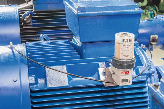 Kit Arcalub per lubrificazione motori Elettrici