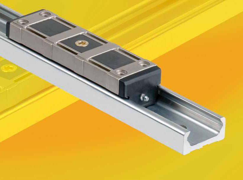 guide lineari compact rail rollon